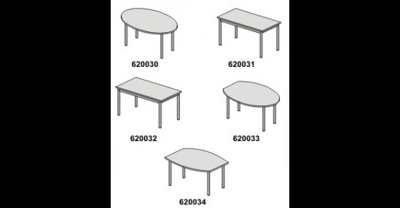 verhandlungstische. Black Bedroom Furniture Sets. Home Design Ideas
